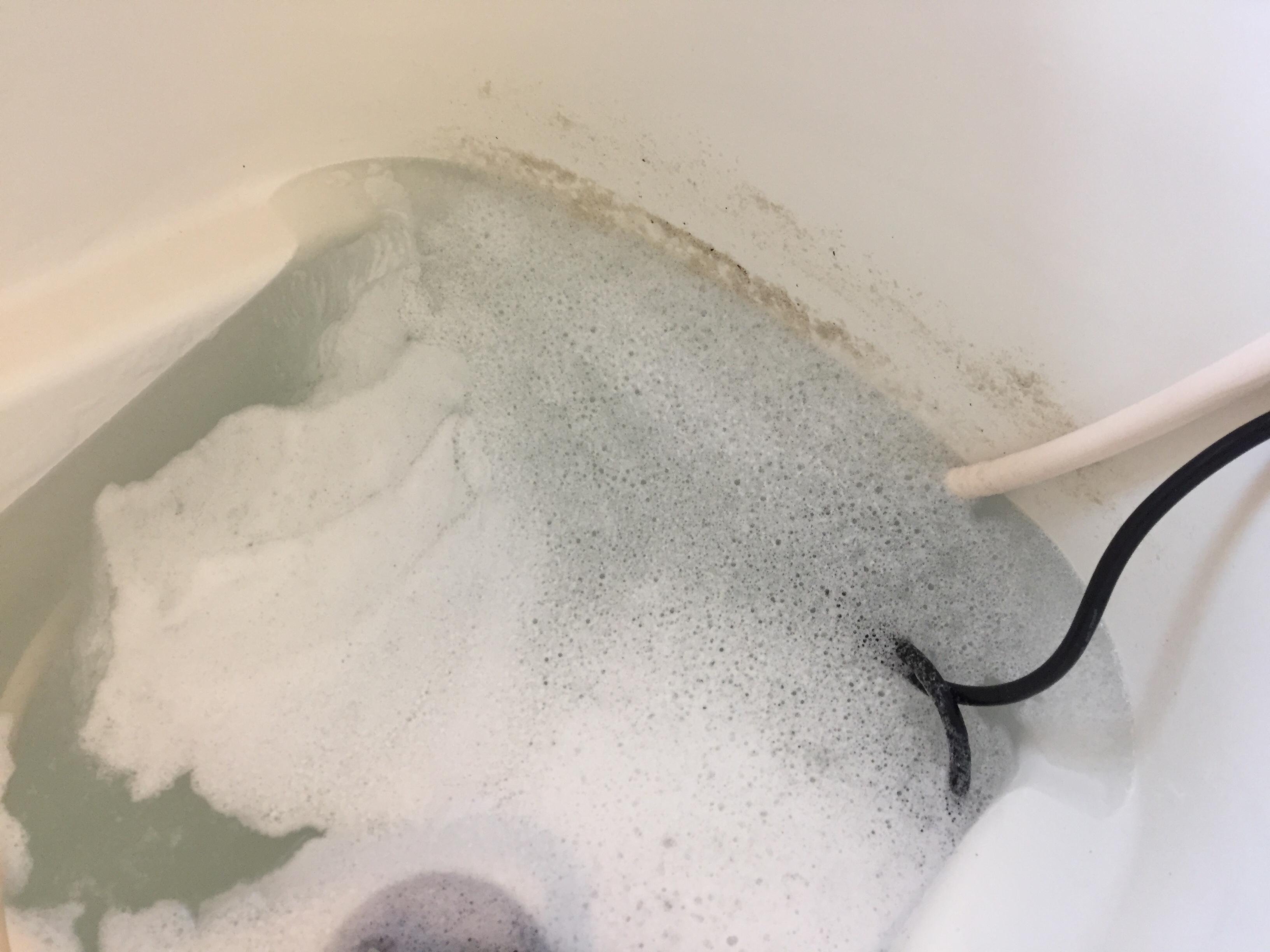 追い焚き管洗浄イメージ2